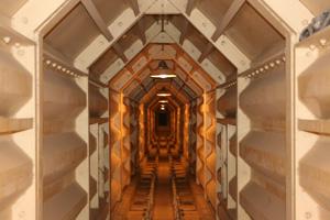 silo interior